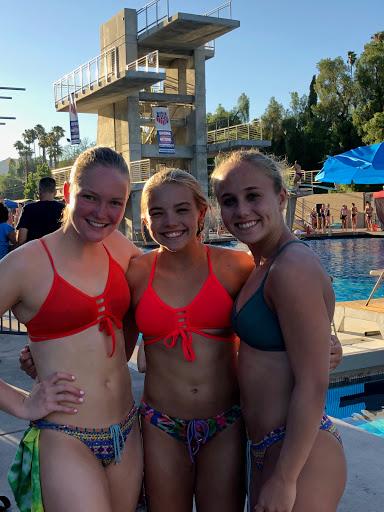 Leah, Olivia and Maegan